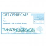 Instantly download, print or email PDF bodywork gift certificates.