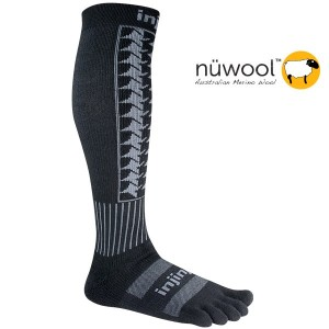 Injinji Snow Toe Socks houndstooth SALE